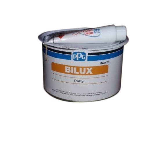 Bilux Automotive Putty (White, 1 Kg)