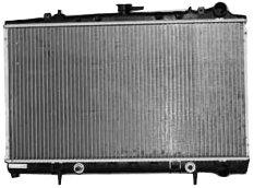 nissan 240sx aluminum radiator - 3