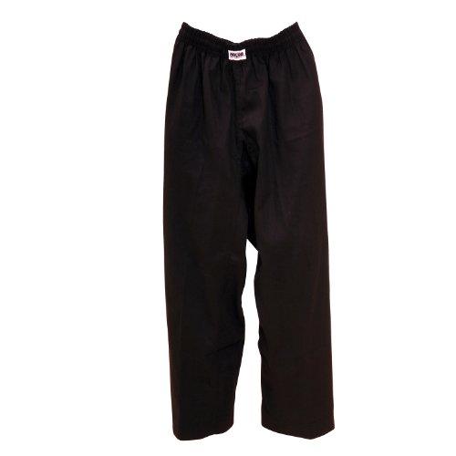 Macho 7oz Student Karate Gi Pants - Black  Size 5