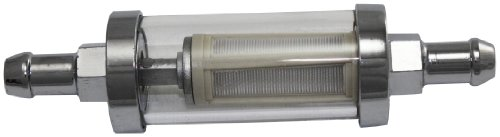 (Mota Performance A40309 Glass Fuel Filter 3/8
