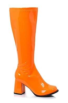 ELLIE GOGO N Womens Orange Boots, Size - 6
