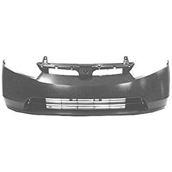 Rear Bumper Replacement for 2001-2003 Honda Civic /& Acura EL Painted to Match