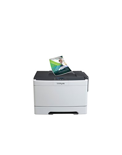 Lexmark Cs310n Laser Printer - Lexmark CS310n Compact Color Laser Printer, Network Ready and Professional Features