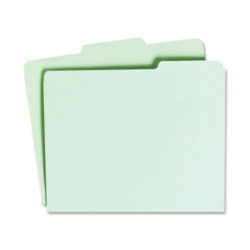 Pressboard Card Guides - 7530-00-988-6515 SKILCRAFT Pressboard File Guide - Letter - 8.5