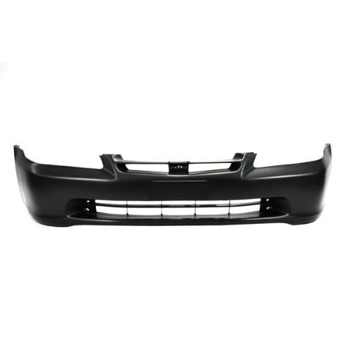 CarPartsDepot, 4dr Front Bumper Cover Assembly Raw Black Non-Primed, 352-20556-10-BK HO1000178 04715S84A90?