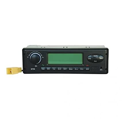 amazon com: all states ag parts radio mp3 bluetooth new holland 9482 9882  9282 9682 zae3000hd ford 7740 8240 6640 5640 8340 7840: garden & outdoor