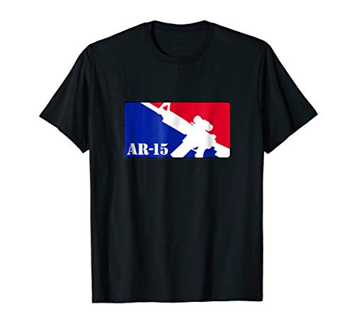 Major League AR-15 T Shirt