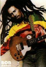 Rasta Man Poster