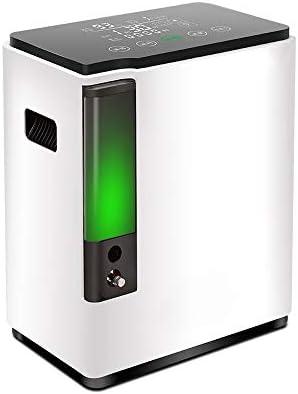 ChenCheng, 酸素濃縮器、家庭用小型自動車製酸素噴霧ポータブル高酸素濃度の酸素マシン /@ (Color : 2L, Size : Flagship)