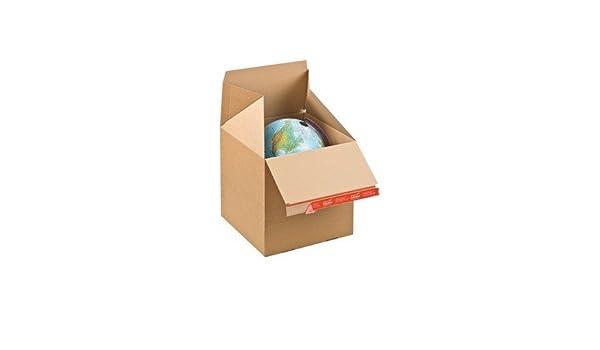 Colompac CP 154.401510 del paquete de cajas de cartón