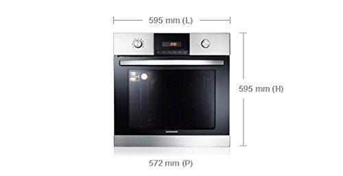 Samsung NV6323BGSSR - Horno (66 L, 1800 W, Eléctrico, 595 mm, 572 ...