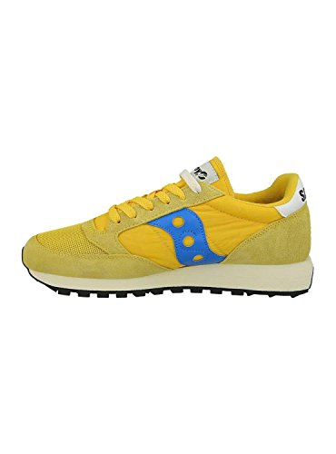 Baskets Saucony Jazz Original Vintage Yellow 44 Jaune
