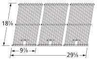Music City Metals 5S743 Stainless Steel Wire Cooking Grid Re