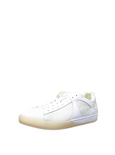 Alexander Mcqueen Av Puma Mcq Klatre Lo Mens Fashion Hvitt Skinn Sneaker Sko Hvit