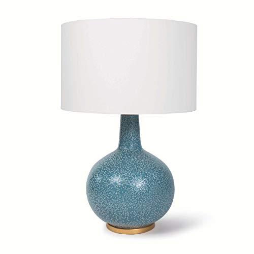 - Blue Moon II Ceramic Table Lamp