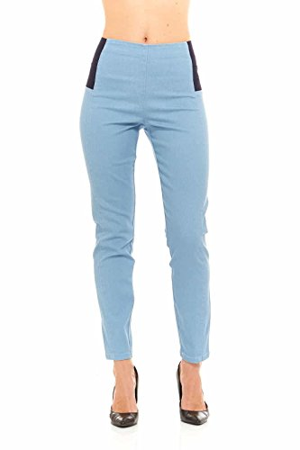 red-jeans-womens-elastic-waist-casual-stretch-denim-pants