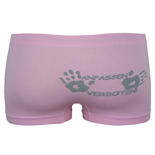 2 Damen Panties Panty Hipster Boxershorts Unterhosen nahtlose Vakuumbeutel
