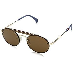 Tommy Hilfiger Women's Gigi Hadid 3/s Round Sunglasses, 0J5G 70, 99 mm