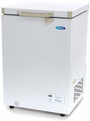 Digital Deluxe congelador./dejarla 93L: Amazon.es: Industria ...