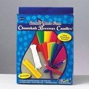 5 X Hanukkah Candle Kit