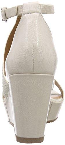 Belmondo 703382 02 - Sandalias con cuña Mujer Gris - gris