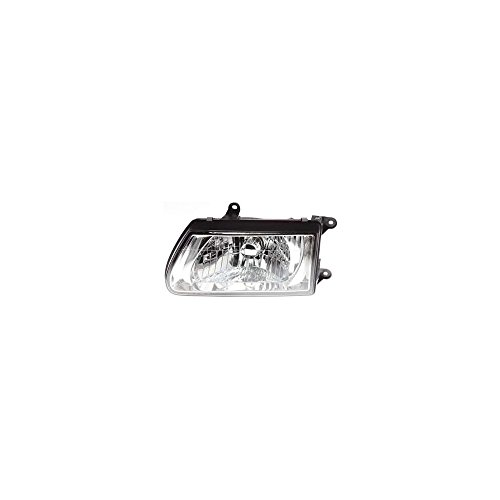 Headlight for PASSPORT RODEO 00-02 LH Assembly Halogen w/Bulb(s) Driver Side