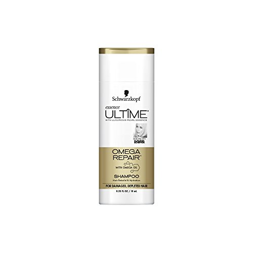 Price comparison product image Schwarzkopf Essence Ultime Omega Repair Shampoo, 13.5 Ounce