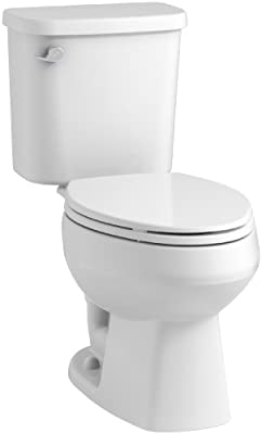 Sterling Windham 12-Inch Rough-In Elongated Toilet with Pro Force Technology, White