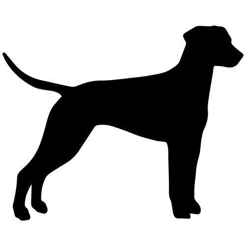 Applied Magnet Vinyl (Dalmatian Dog Decal Sticker (Black, Mirrored), Decal Sticker Vinyl Car Home Truck Window Laptop)