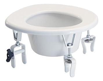 Peachy Lumex Versa Height Raised Toilet Seat 2 Rear Locking Brackets Qty 1 Onthecornerstone Fun Painted Chair Ideas Images Onthecornerstoneorg