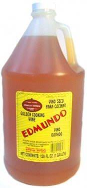 Edmundo Golden Cooking Wine 1 Gal (2 Pack)