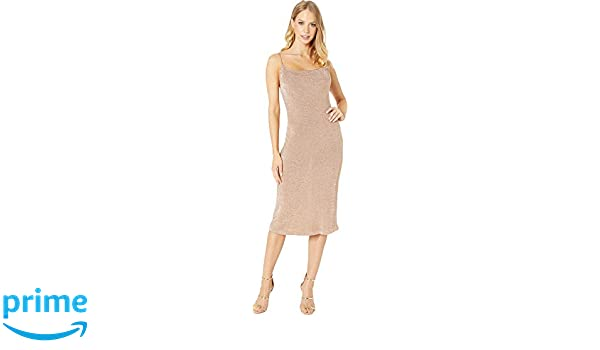 Bardot Womens Dani Lurex Knit Dress At Amazon Womens