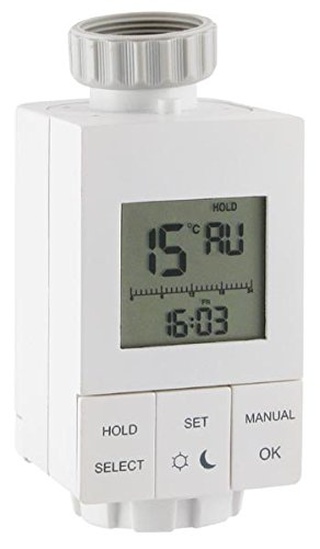 Lafayette vtr-orologio 7 Digital Termostato para radiador