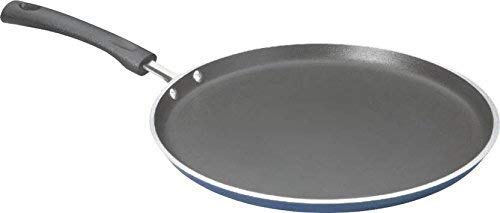 YADNESH Induction Base Non-Stick Dosa Tawa,Non-Stick Induction Compatible Flat Tava Griddle, Dosa Pan Non Stick,Dosa Griddle pan,Thickness 3 mm