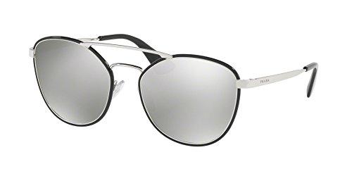 Black Grey Silver Prada 63TS Negro Light PR Sonnenbrille xnwqYqr8I