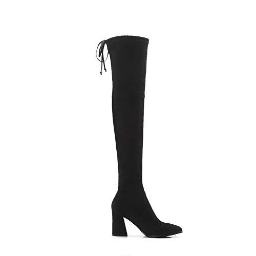 Abm13011 Compensées Balamasa Noir Femme Sandales 8qdxSdvz