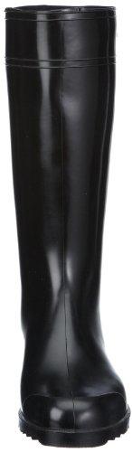 Nora Antonia 72041 - Botas de agua para mujer Negro