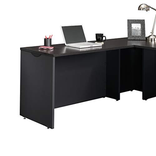 (Sauder 419594 Via Desk Return, Bourbon Oak Finish)
