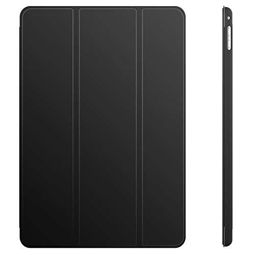 iPad Mini 4 Case, JETech Apple iPad Mini 4 Folio Case Cover with Auto Sleep/Wake for Apple iPad Mini 4 2015 (Black) - 3280