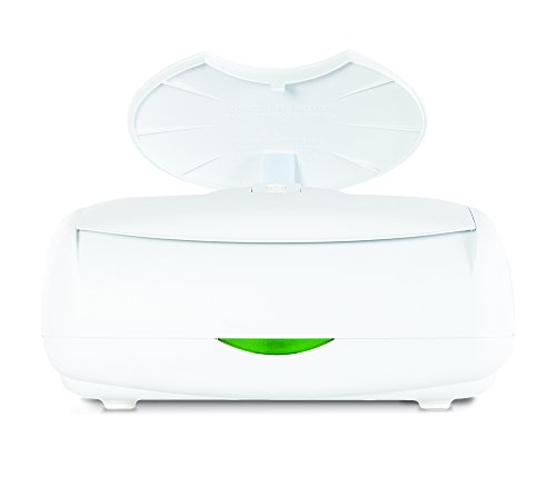 31W1XeH0q5L - Prince Lionheart Ultimate Wipes Warmer With An Integrated Nightlight |Pop-Up Wipe Access. All Time Worldwide #1 Selling Wipes Warmer. It Comes With An EverFRESH Pillow System That Prevent Dry Out.