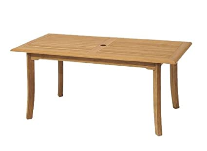 Great Grade A Teak Wood Large 71u0026quot; Rectangle Dining Table #WHDT71