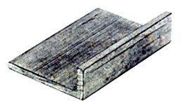 "CRL 2-1/4"" Aluminum Blank Mounting Bracket"