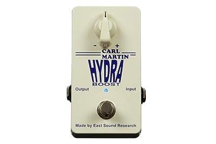carl martin hydra boost true bypass