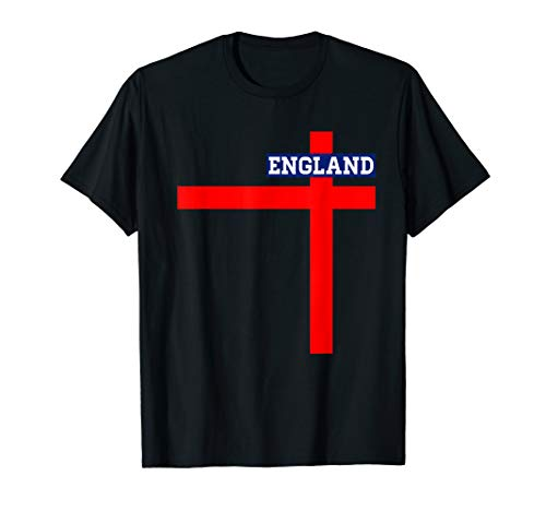 (English T-Shirt National Team London Manchester)