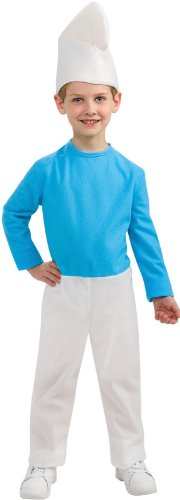 The Smurfs Movie 2 Smurf Costume, Small ()