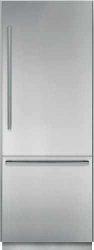Thermador 16 Cu. Ft. Stainless Steel Bottom Freezer Refrigerator - T30BB810SS by Thermador