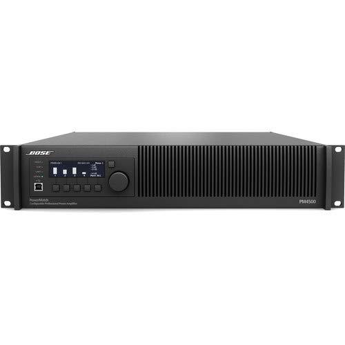 Bose PowerMatch PM4500N - Amplificador de Potencia