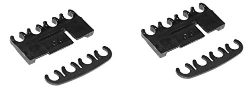 Mustang Spark Plug Wire Separator Set of 4 1964 1/2 - (Mustang Spark Plug Wire Separator)