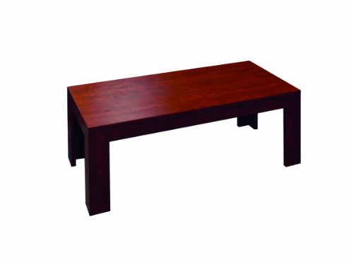 Boss Office Products N48-M Coffee Table in Mahogany -