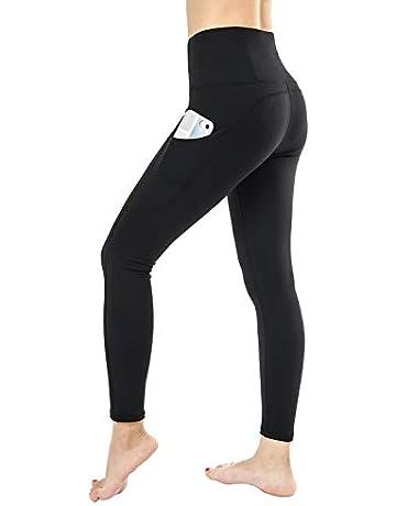 d1de5438d0cf Dragon Fit High Waist Yoga Leggings with 3 Pockets